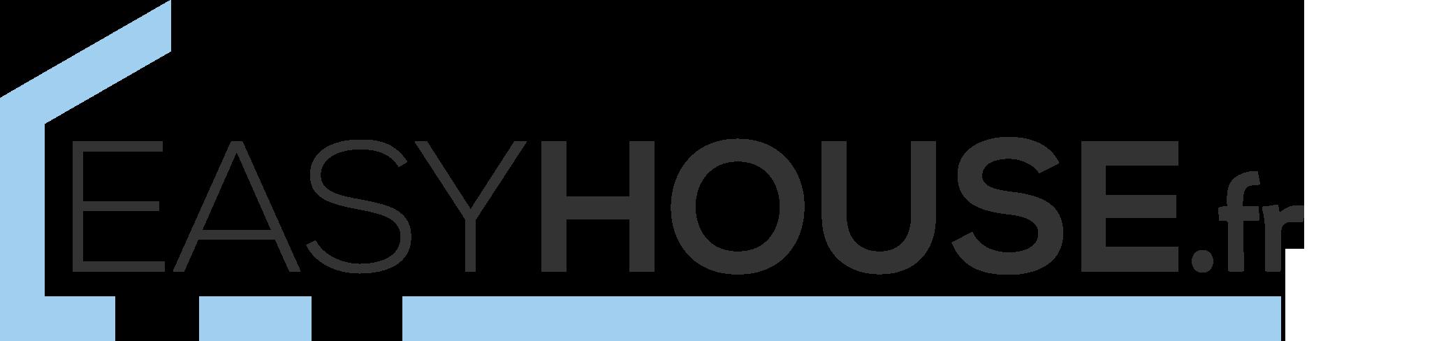 Logo EasyHouse, partenaire pour la première maison individuelle labellisée