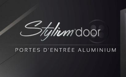 Porte d'entrée StyliumDoor by HUET